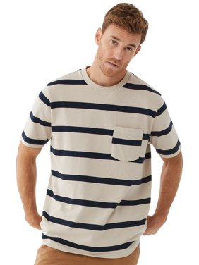 Free Assembly Men's Everyday Rugby T-Shirt