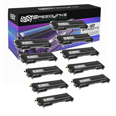 Speedy Remanufactured Toner Cartridge Replacement for Brother TN350 (Black, 10-Pack) 10 Pack Remanufactured Brother TN350 Black Toner Cartridge for use in DCP-7010, DCP-7020, DCP-7025, HL-2030, HL-2030R, HL-2040, HL-2040N, HL-2040R, HL-2070N, HL-2070NR, Intellifax 2820, Intellifax 2850, Intellifax 2910, Intellifax 2920, MFC-7220, MFC-7225N, MFC-7420, MFC-7820D, & MFC-7820N