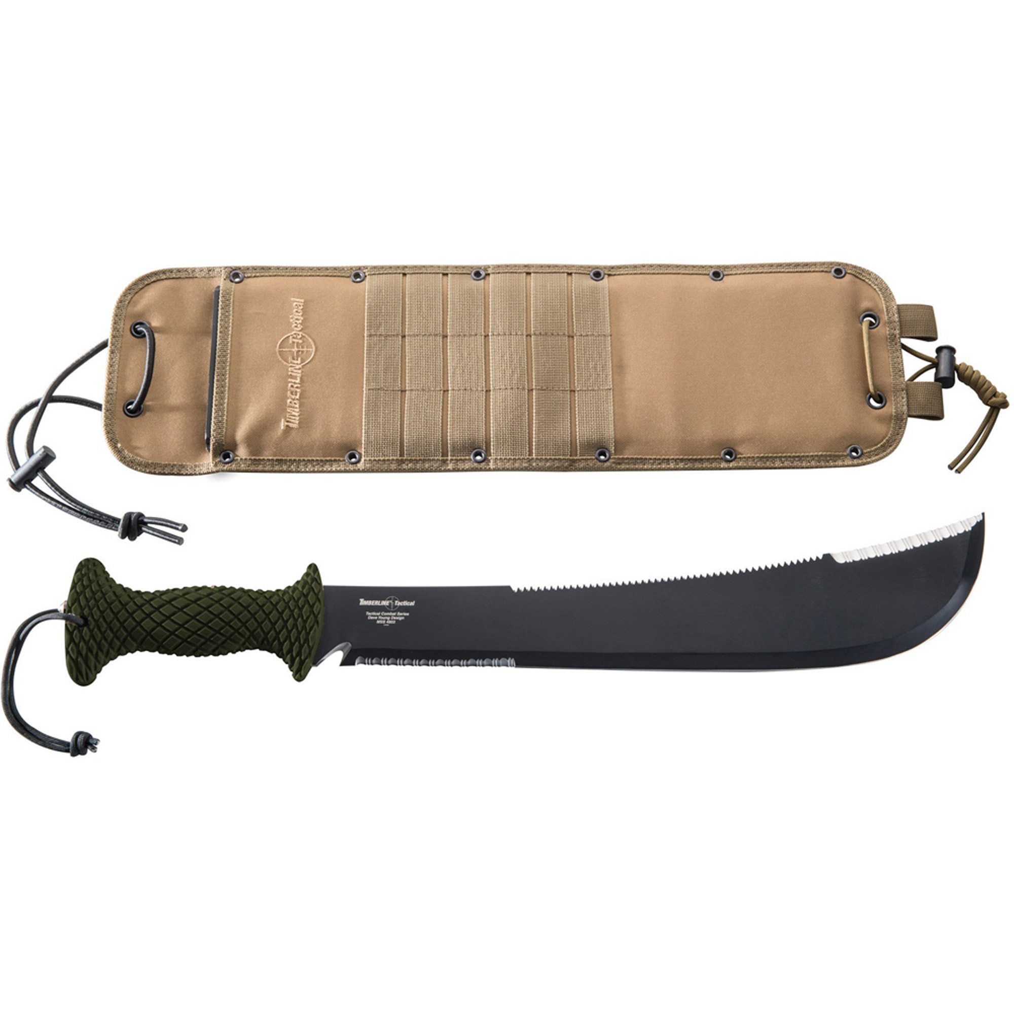 Click here to buy Timberline MSS Machete Survival System by TimberLine.