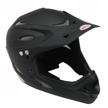 Bell Full Face Helmet >> Bell Sports Servo Full Face Adult Helmet Matte Black Walmart Com