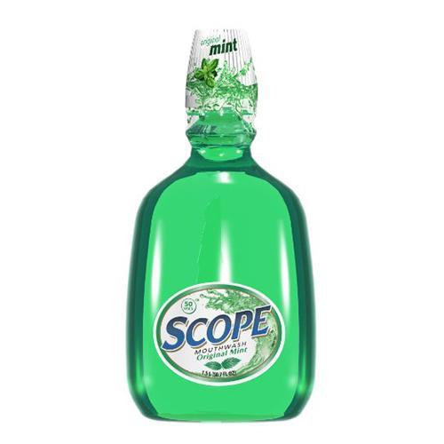 Scope Classic Original Mint Mouthwash, 50.7 fl oz