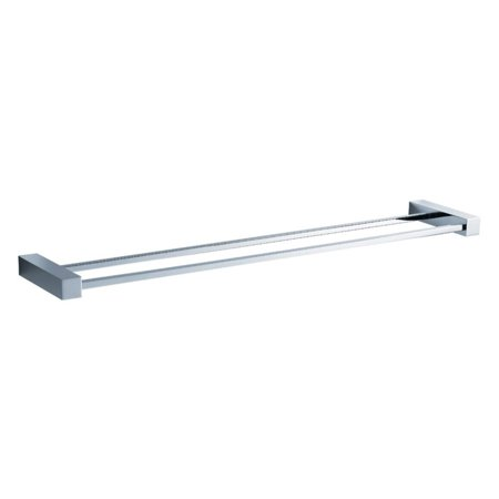 Fresca Ottimo 26 in Double Towel Bar