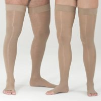 Medi Assure Open Toe Thighs w/ SiliconeDot Band - 20-30 mmHg Petite