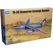 Trumpeter TA 3B Skywarrior Strategic Bomber Model Kit