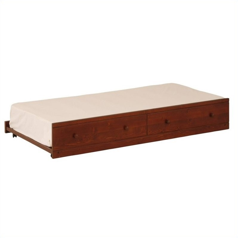 Canwood Trundle Bed in Espresso by Canwood