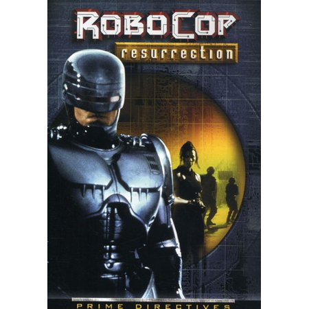 RoboCop: Resurrection (DVD) (Resurrection Icon)