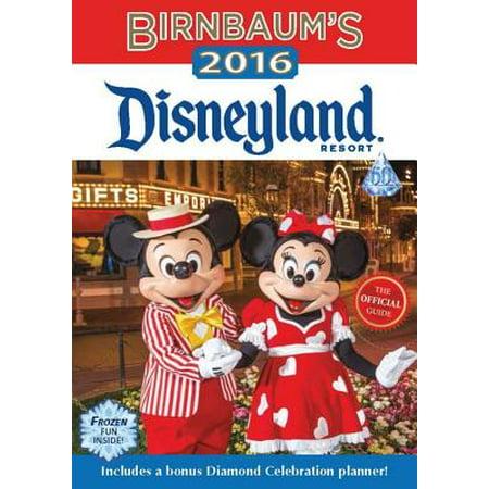 Birnbaum's 2016 Disneyland Resort : The Official Guide (Disneyland Resort Paris Halloween)
