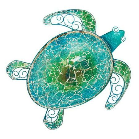 Regal Mosaic Sea Turtle Wall Decor 18