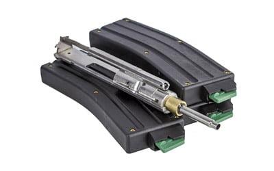 Click here to buy CMMG 22LR AR CONV KIT 3-25RD BRAVO.