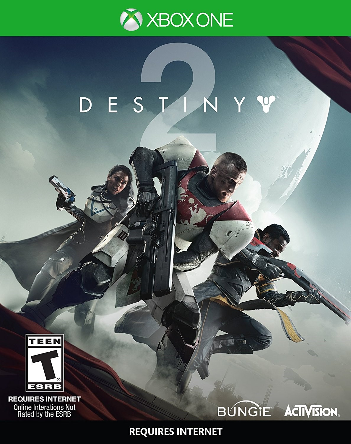 Destiny 2, Activision, Xbox One, 047875880986 by Activision
