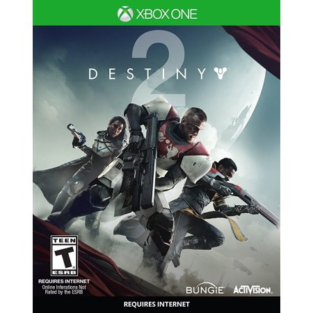 Destiny 2  Activision  Xbox One  047875880986