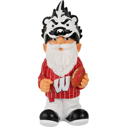 Wisconsin Badgers Thematic Gnome