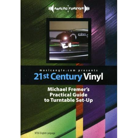 21St Century Vinyl  Michael Fremers Practical