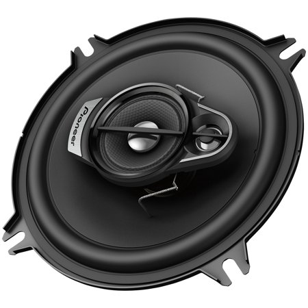 3 Way Coaxial Speaker System (Pioneer TS-A1370F - A-Series Coaxial Speaker System (3 Way, 5.25