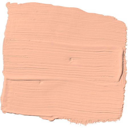 Peach Medley, Orange & Copper, Paint and Primer, Glidden High Endurance Plus Interior