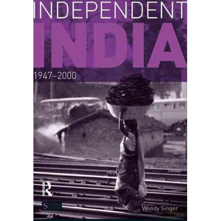 INDEPENDENT INDIA, 1947-2000