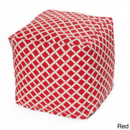 chateau designs Indoor/Outdoor Beanbag Cube