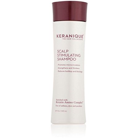 Keranique Scalp Stimulating Shampoo, 8 fl. oz.