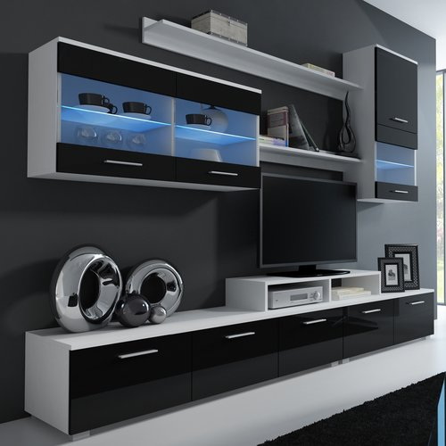 Orren Ellis Andrea Entertainment Center