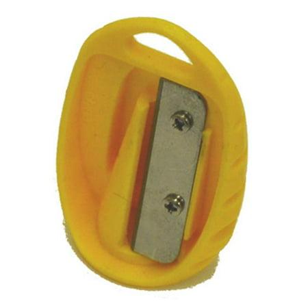 CH Hanson 00202 Carpenter Pencil Sharpener
