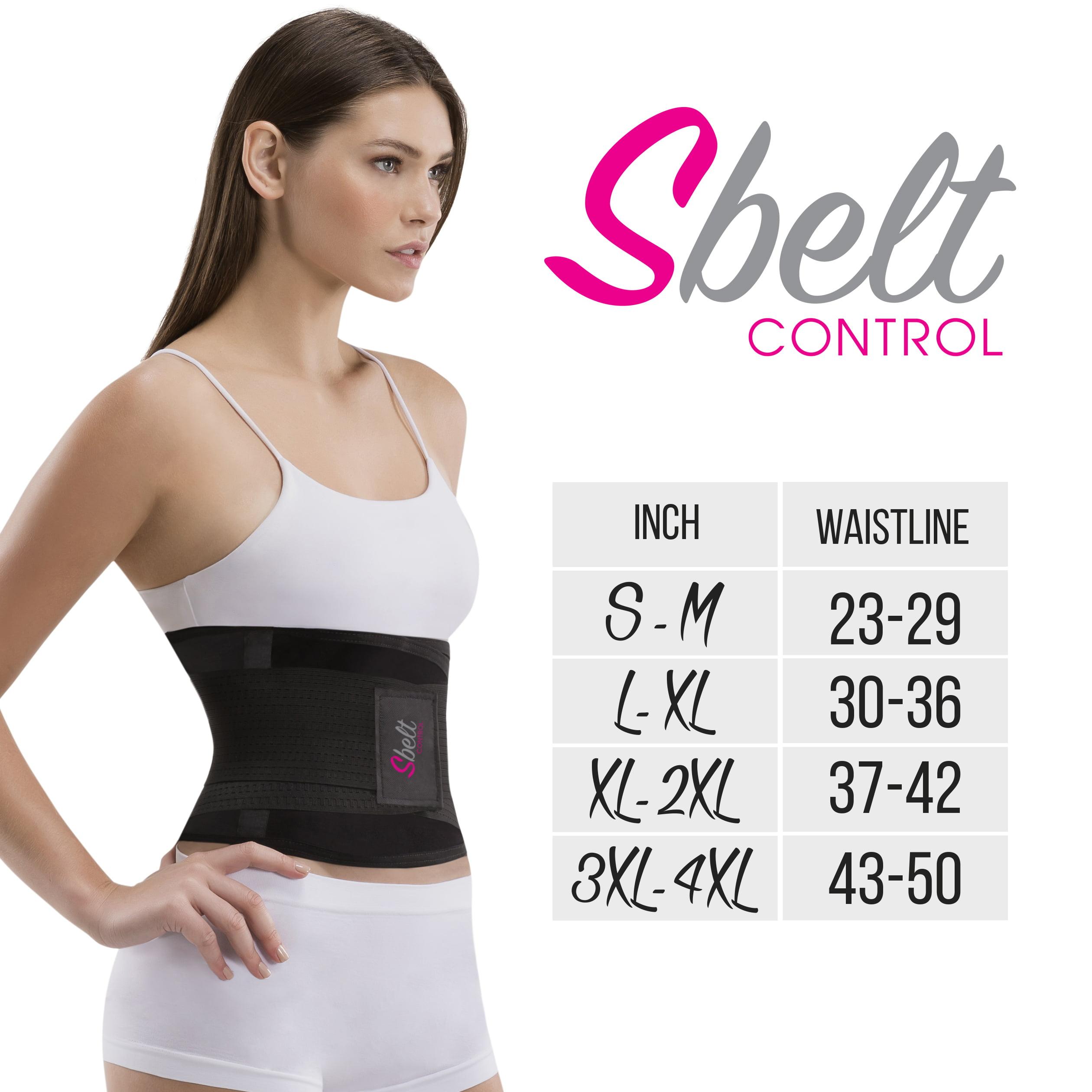 97c47b6e468 Sbelt - Sbelt Waist Trainer Hourglass Belt   Women s Body Cincher Sport  Shapewear (XX-Large XXX-Large