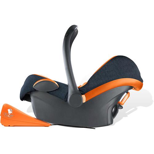 Baby Fanatic Dozer Easy-to-Use Car Seat Rocker