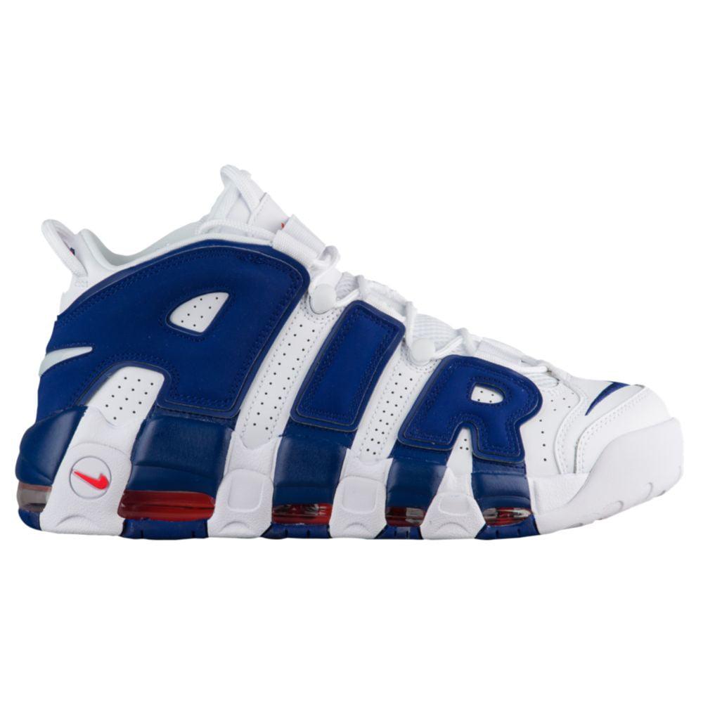 4631d0dbbba95 ... order nike air more uptempo mens basketball shoes white deep royal blue  team orange 744fc d76e0