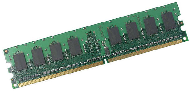 Crucial CT12864AA800 1GB 240-pin PC2-6400 DDR2 800Mhz (PC2-6400) Memory RAM