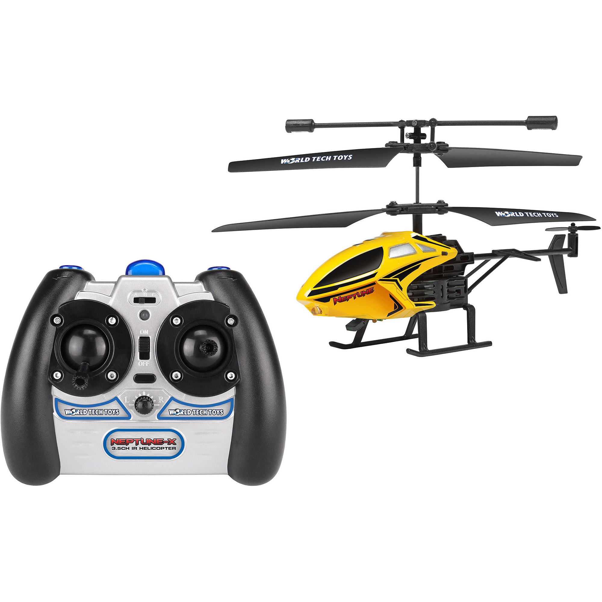 World Tech Toys NeptuneX 3.5CH Gyro Helicopter