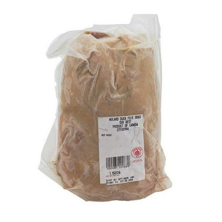 Canadian Duck Foie Gras, Whole Grade A - 1.1-1.8 Lb. - Not For Sale in CA Duck Foie Gras Mousse