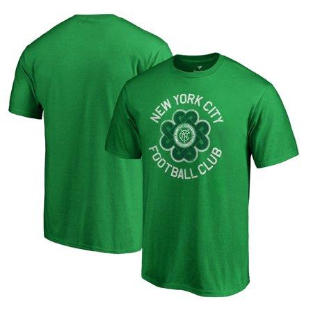 fc669058ea4 New York City FC Fanatics Branded Big & Tall St. Patrick's Day Luck  Tradition T-Shirt - Green - Walmart.com