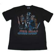 Star Wars Classic Crew Princess Leia Vintage Style Soft T-Shirt Tee - X-Large