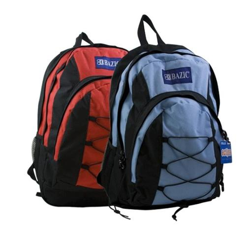 Bazic 1004-20 17 inch Eclipse Backpack- Pack of 20