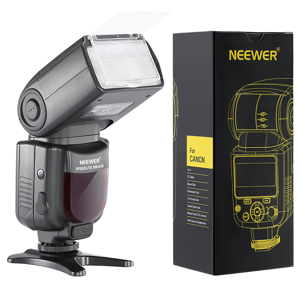 NW670 (VK750 II) FOR CANON