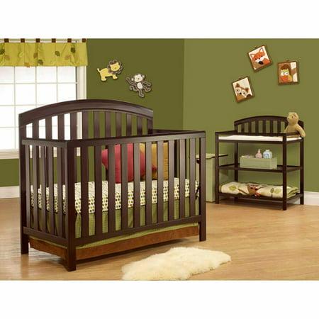 children hi espresso java delta in products sutton detailed hangtag res white crib