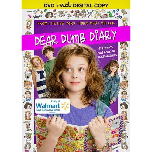 Dear Dumb Diary (DVD + VUDU Digital Copy) (Walmart Exclusive)