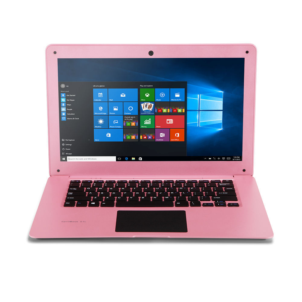 Irulu SpiritBook S1 Large 14.1 Inch Laptop Computer Windo...