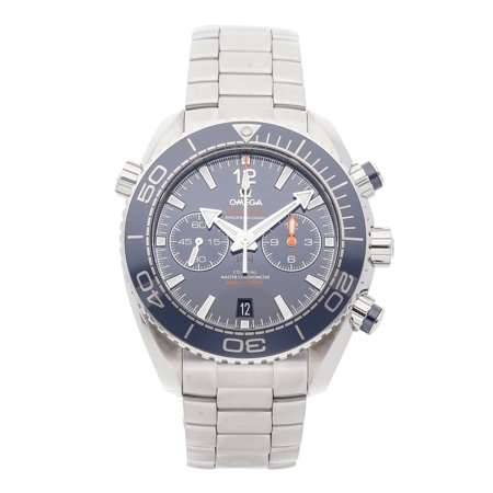 Pre-Owned Omega Watch Seamaster Planet Ocean 600m Chronograph