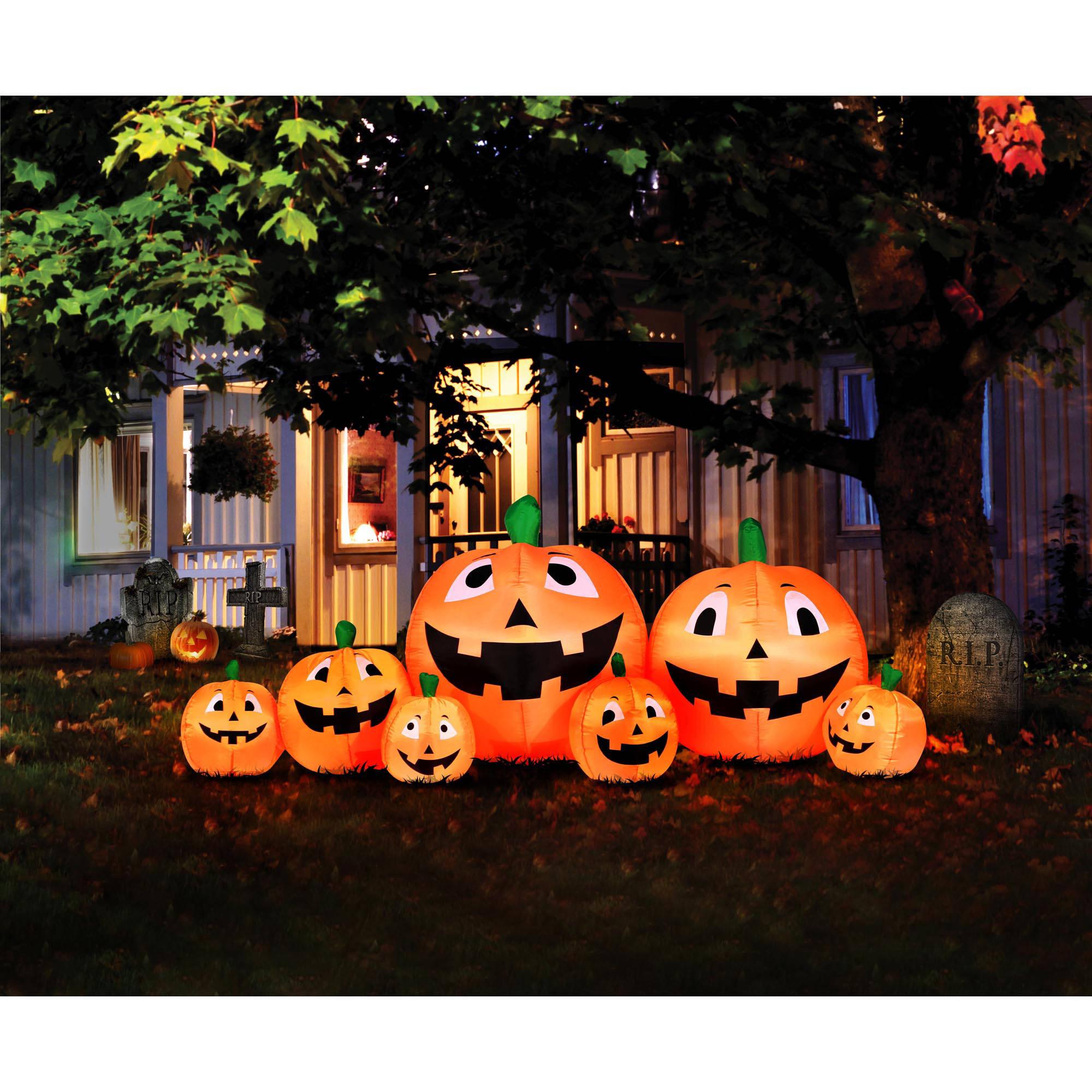 85 inflatable pumpkin patch walmartcom
