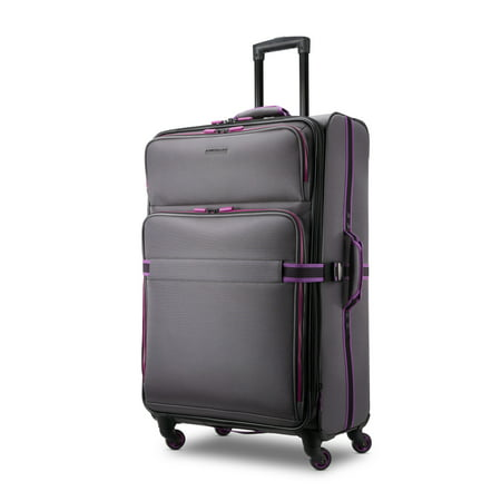 """American Tourister Exo Eclipse 29"""" Softside Spinner Luggage"""