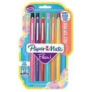 Paper Mate Flair Felt Tip Pens, Medium Point, Assorted Colors, 12 Count