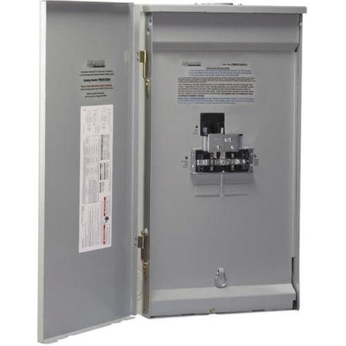 Reliance Controls TWB2005DR Main Breaker 200 A / 50 A Gen...