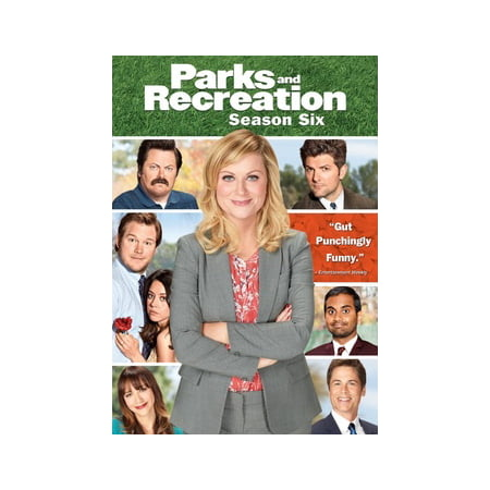 Parks & Recreation: Season Six (DVD) - Parks Recreation Halloween Episode