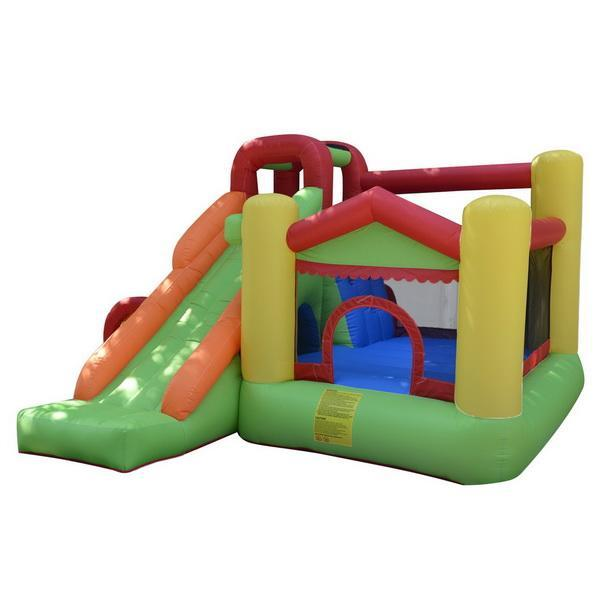 Procyberstore  Inflatable Bounce House Kids Baby Jumper B...