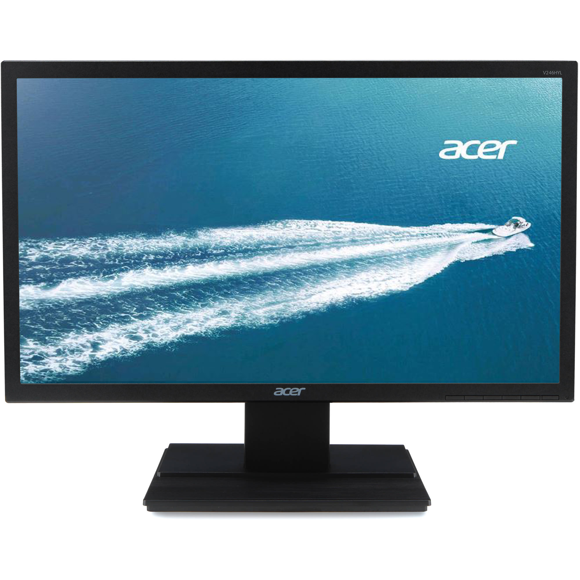 """Acer 23.8"""" Widescreen Monitor Full 5ms HD 1920x1080 