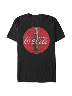 aba5b86761b44b Product Image Coca Cola Men's Classic Circle T-Shirt