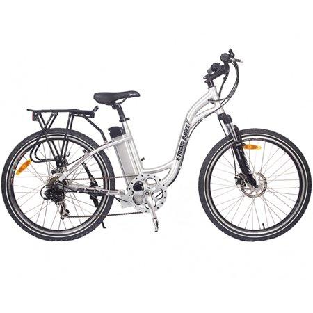 X-Treme Scooters, Trail Climber ELITE Step Thru - Lithium Powered 300 watt Long Range Electric Mountain Bicycle