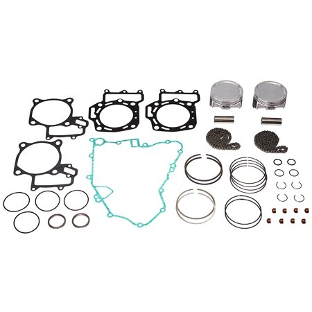 New Vertex Top End Piston Kit for Kawasaki KRF 750 Teryx