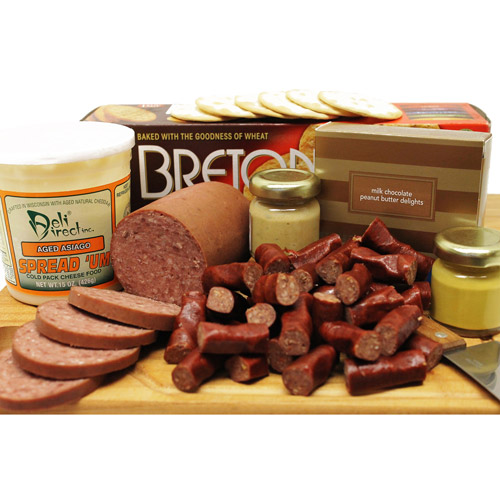 Deli Direct Meat and Cheese Super Party Gift Pack