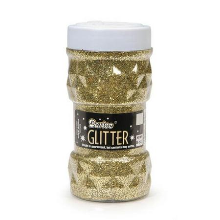 Glitter Jar - Gold - 8oz